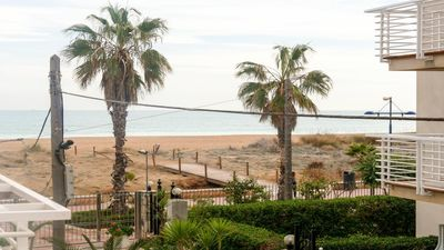 Photo for New and comfortable apartment in Peñíscola 20 meters from the beach