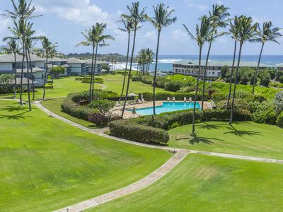 Photo for Luxurious Condo..Fabulous Views! Great location in Poipu area!