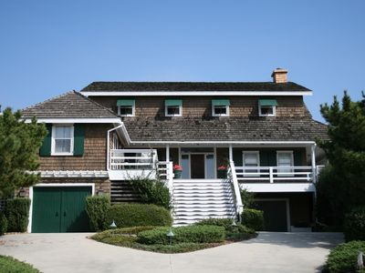 Photo for Stairway To Heaven: 6 BR / 5 BA house in Nags Head, Sleeps 17