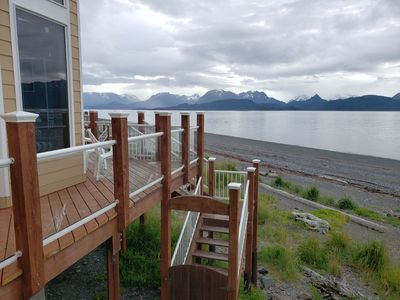 Photo for Homer, AK Private Waterfront Town Home, 3 bedrooms, 3 bathrooms, sleeps 6