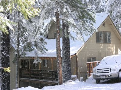 Photo for 4BR Cabin Vacation Rental in Strawberry, California