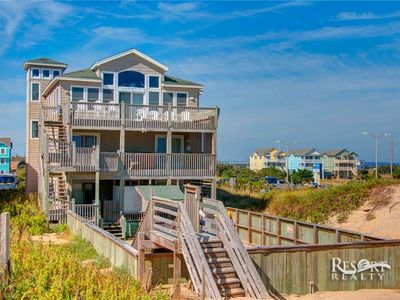 Photo for Whalebone Station: 9 BR / 5 BA house in Nags Head, Sleeps 18