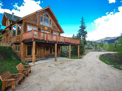 Photo for Moose Manor - Beautiful, 5 bedroom home in the heart of Grand Lake!
