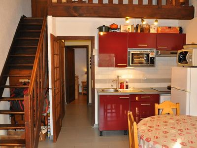 """Photo for Residence """"Le Triolet"""" located in the area of Contamines. Residence in a subdivision of Tro"""