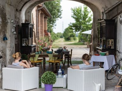 Photo for B & B Antica Cascina, independent lodging on a farm