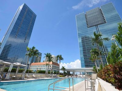 Photo for ★CONRAD 29th FLOOR 1BEDROOM @Brickell MIAMI FreeParking by Rosval