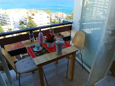 Photo for Homerez last minute deal - Amazing studio with shared pool