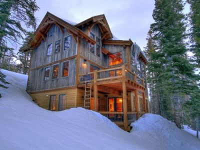 Photo for Palisades Luxury Slopeside 6 bedroom Home