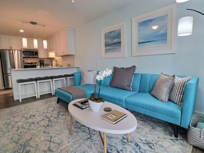 Photo for Pilot's Cove Modern Updated 1 bedroom/1 bathroom Condo!