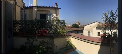 Photo for Unique flat with terrace in the heart of Florence