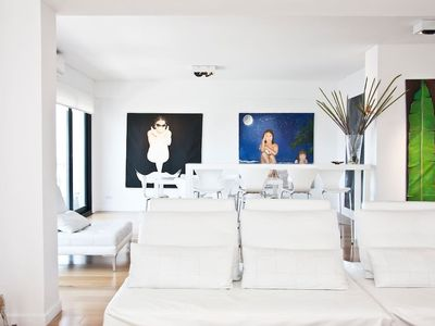 Photo for 3bdr Penthouse in Palermo