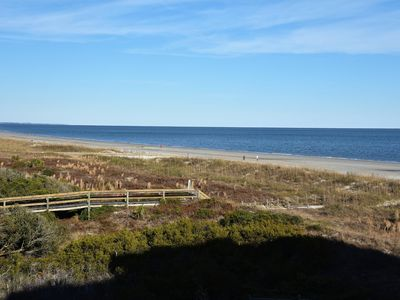 Photo for Ocean View Hilton Head Condo with 2Br 2Ba