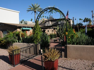 Photo for Historic Cottage Located In Old Town Scottsdale, Arizona