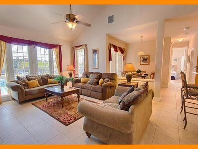 Photo for Formosa Gardens 37 - villa with pool, game room near Disney