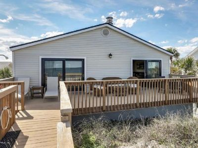 Photo for Welcome to Villa Rosa! A 4 Bedroom 3 Bath Oceanfront Getaway