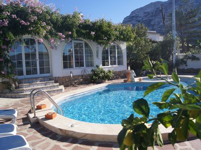 Photo for Exclusive dream villa in a central location with a large private pool and free Wi-Fi
