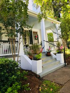 Photo for Southern Hospitality at its best at the Magnolia Cottage B&B