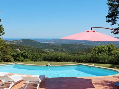 Photo for One bedroom Villa, sleeps 6 in Val Daubert with Pool and WiFi