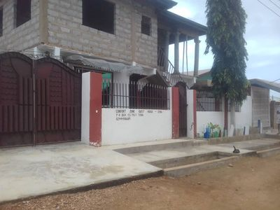 Comfort Zone Guest House located at Zenu -Akatamanso street is in a cool  place