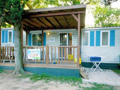 Photo for Vacation home Rosapineta Camping Village (ROM501) in Rosolina Mare - 7 persons, 3 bedrooms