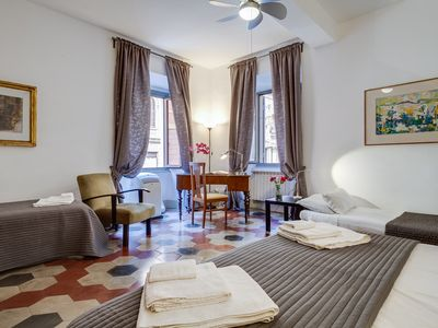 Photo for Apartment in the historical center of Rome