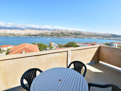 Photo for Apartment Branka  in Pag/ Pag, North Dalmatia/ Islands - 5 persons, 1 bedroom