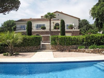 Photo for Vacation home Les Cigales  in Sainte Maxime, Côte d'Azur - 8 persons, 4 bedrooms