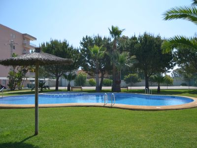 Photo for Apartment El Cid with 2 bedrooms, shared pool, tennis court, ...