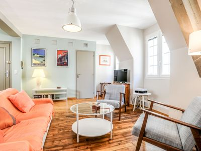 Photo for Apartment Grands Degrès in Saint Malo - 4 persons, 2 bedrooms