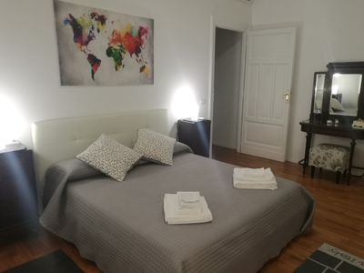 Photo for Beautiful apartment near Gianicolo and Trastevere