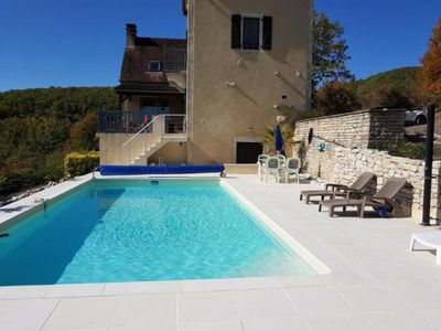 Photo for Gite Saint-Chamarand, 3 bedrooms, 6 persons