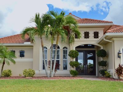 Photo for Magical Oasis, Two Master Suite, Waterfront Gulf Access!