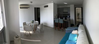 Photo for LUXURY APARTMENT IN NORTH ZONE, BARRANQUILLA - PISCINA, GYM WiFi