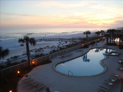 Photo for Never received less than 5 stars! Luxury 4 BR 3 BA Beachfront Condo