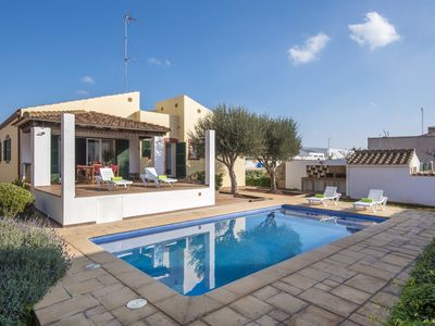 Photo for Villa With Private Pool Only 10 Minutes Walking To The City Center
