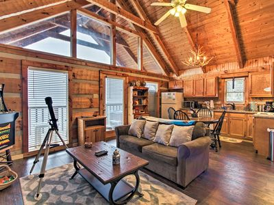Photo for NEW! Custom Sevierville Cabin w/ Porch & Hot Tub!