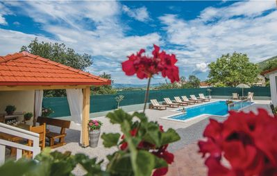 Photo for ctim262- holiday house with private pool, Zmijavci -Makarska, 11 persons