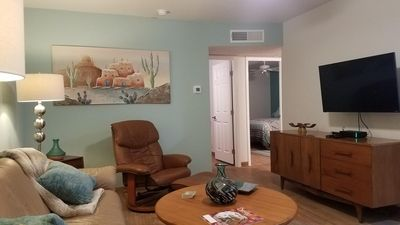 Photo for Desert Morada Casita K- Remodeled 2 bedroom 1 bath