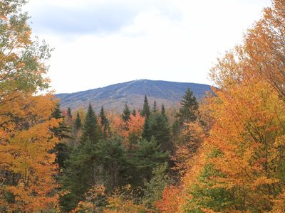 Photo for Home With Trail Views - Sleeps 10 - 1 Mile From Main Entrance To Mount  Snow