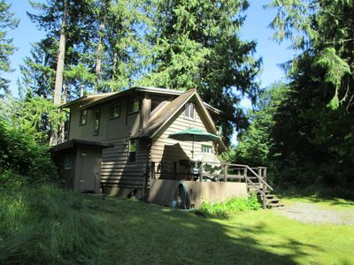 Photo for Trott Cabin ,awesome views, pet friendly/non smokers only.(1 wk stay-no dog fee)