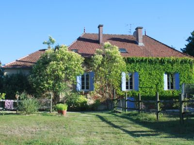 "Photo for Charming residence ""La Clef des Champs,"" comfort, calm and charm of the countryside"