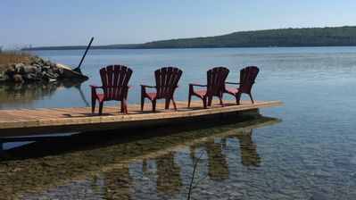 Photo for WATERFRONT MANITOWANING, MANITOULIN ISLAND COTTAGE