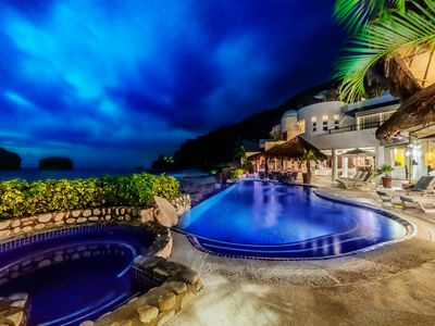Photo for VILLA  Wonderful Luxury 4BR, Magnificent ocean views from every rooms!