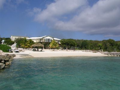 Photo for Grotto Bay -- Affordable Luxury with a Private Beach