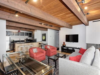 Photo for Chateau Aspen 16: 2 BR / 2 BA condominium in Aspen, Sleeps 4