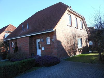 Photo for Neßmersiel house for 1 - 6 people with 3 bedrooms - semi-detached house
