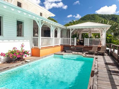 Photo for Elegant house that will immerse you in time with its Creole architecture.
