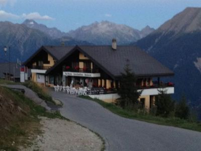 Photo for Apartment Appartementhaus Zurschmitten 15 in Riederalp - 4 persons, 1 bedrooms