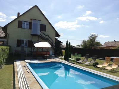 Photo for 3BR Apartment Vacation Rental in Balatonmáriaf�����������������rd����, Balaton