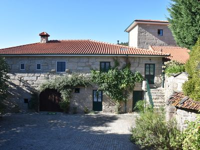 Photo for Quinta do Bairro -  Farmhouse with 5 suites and pool near Douro River